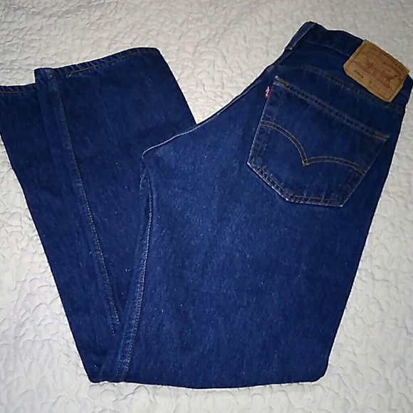 afd49b3a0c9 Levi's Jeans | Levis 501xx Made In Usa | Poshmark
